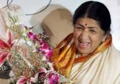 'I don't feel my age at all,' says Lata Mangeshkar on 88th birthday