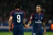 Bayern schooled by PSG as Cavani, Neymar score