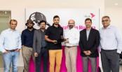 Mashrafe becomes brand ambassador of bKash