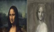 'Mona Lisa nude sketch' found in France