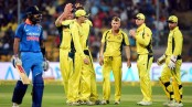 Australia end India ODI win streak at 9 in Bengaluru