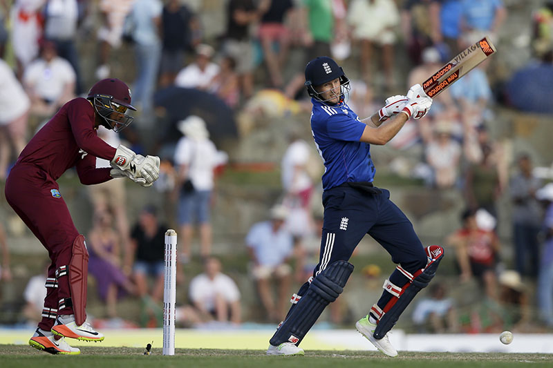 England beat West Indies, clinch series by 4-0
