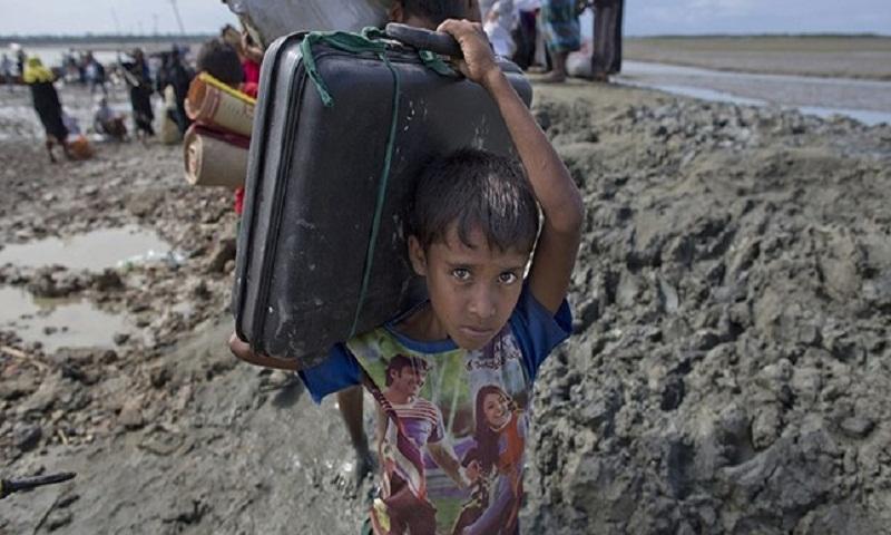 Myanmar refugee exodus tops 500,000 as more Rohingya flee
