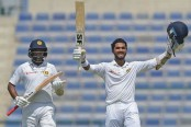 Chandimal ton leads Sri Lanka to 419, Pakistan 64-0 on Day 2