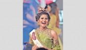 Jannatul adjudged Miss World Bangladesh