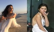 Is Mahira Khan depressed with all the hatred she received for her viral pictures?