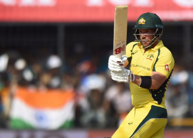 Australia win toss, bat against India in ODI