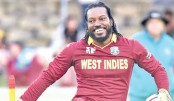 GAYLE BAGS 250 ODI SIXES
