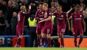 De Bruyne scores winner as Man City beats Chelsea 1-0 in EPL