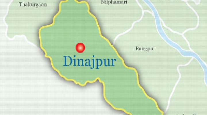 Road crash kills 2 in Dinajpur
