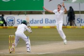 Morkel injury may keep him out of day 5