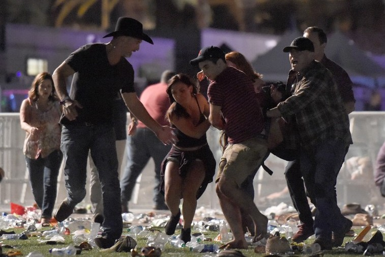 False news of the Vegas attack spread on Google, Facebook