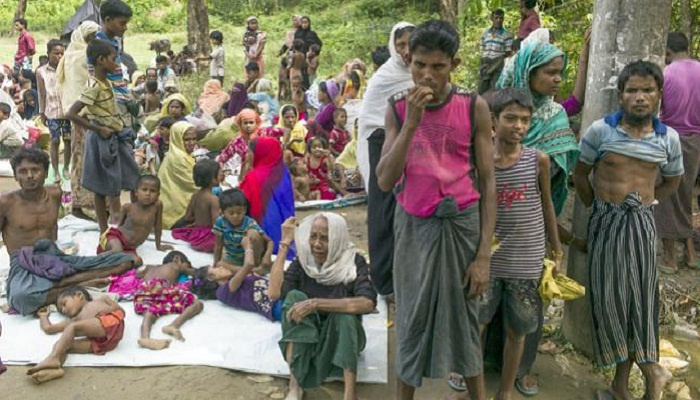 5,000 more Rohingyas enter Bangladesh