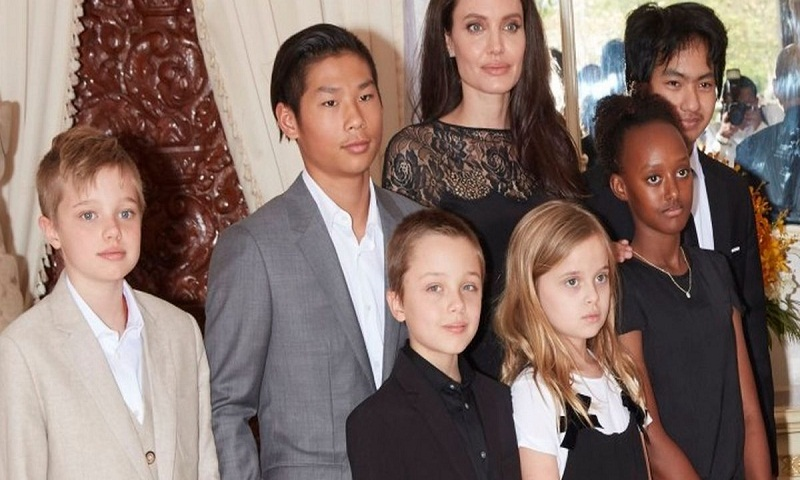 Angelina Jolie: Why her next love will have to be 'Approved' by all 6 kids after Brad Pitt split