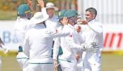Proteas crush Tigers to take Test series lead