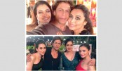 SRK thanks his leading ladies for being the epitome of love