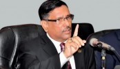 Talks with Myanmar on Prime Minister's five point proposals, says Obaidul Quader