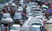 Around 55 new private cars hit the streets everyday in the country