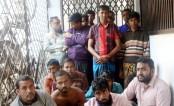 7 Rohingyas detained in Satkhira