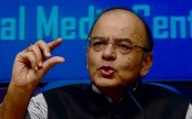 Indian finance minister arrives in Dhaka