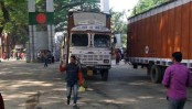 Benapole land port back into business after 6 days