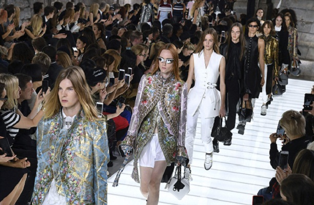 The five top trends at Paris Fashion Week