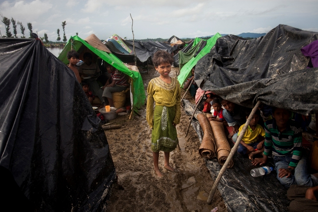 Rohingyas: $430 mn sought to scale up relief operations