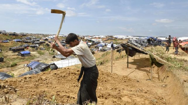 1000 more acres of forest land to be allocated for Rohingya camp, says Minister Maya