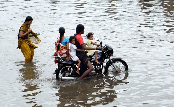 Central Indian floods have tripled: study