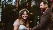 Charlotte Church marries Jonny Powell in secret ceremony