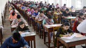 MBBS admission test Friday