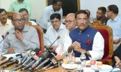 Quader warns all of anarchy in Rohingya camps