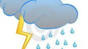Heavy rain falls likely