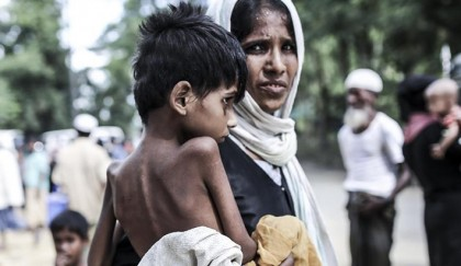 Rohingya abuses might be  crimes against humanity