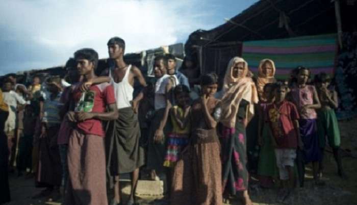 Rohingya started new Rakhine fires: Myanmar army
