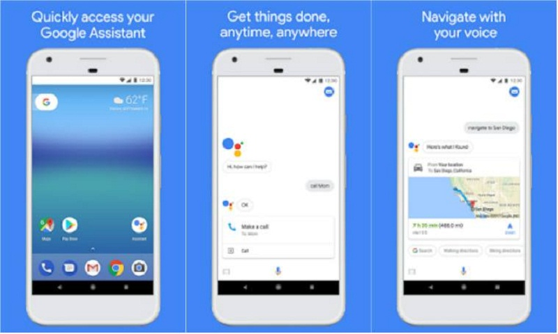 Google Assistant app now on Play Store for download