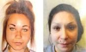 Canada prison escapees caught by police in escape room