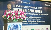 BUP model United Nations confce begins