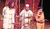 Condemned Cell to be staged at Shilpakala Academy today