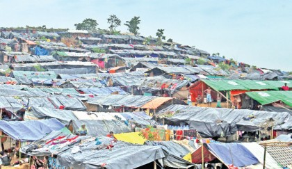 All Rohingyas to be shifted to one camp at Kutupalang
