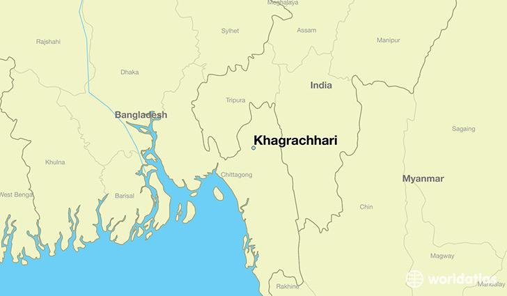 Mother, son electrocuted in Khagrachhari
