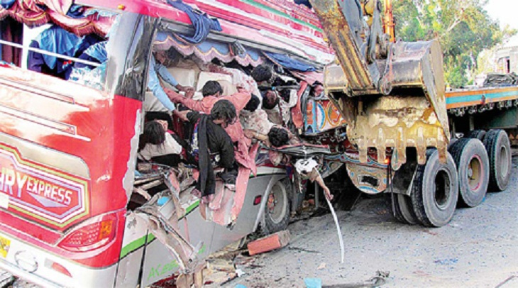 causes of road accidents in pakistan A road accident mostly accidents  major causes of fatal road accidents major causes of fatal road accidents  pakistan is an agriculture country.