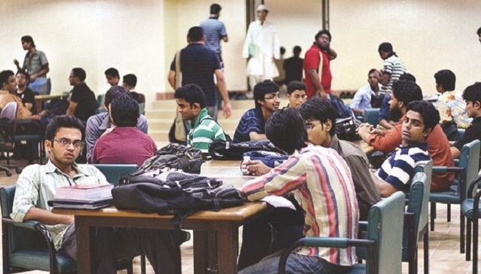 Students losing interest in studying at pvt varsities