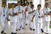 MCQ type written test of senior staff nurses canceled