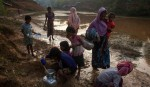 Unicef concerned over  outbreak of diseases  in Rohingya camps