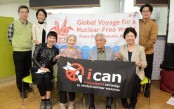 Bomb survivors of Japan hail ICAN Nobel win
