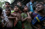 29 MT Malaysian reliefs for Rohingya refugees arrives in Chittagong