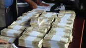 One held with 6 lakh Indian rupees at Benapole