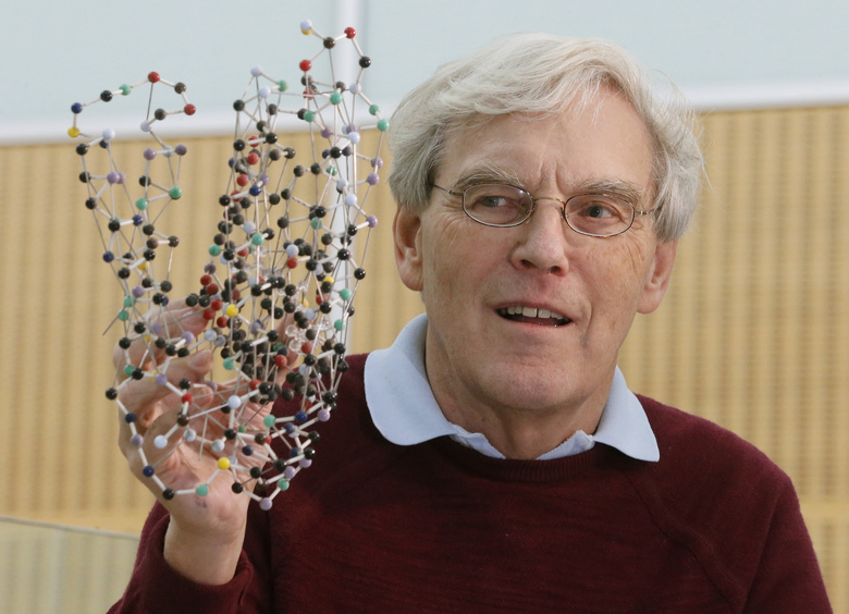 Nobel-winning technique like 'Google earth for molecules'