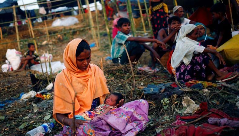 18,523 pregnant Rohingyas, 42,541 children in health risks